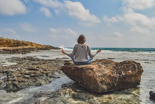 Covid Meditazione Partenza